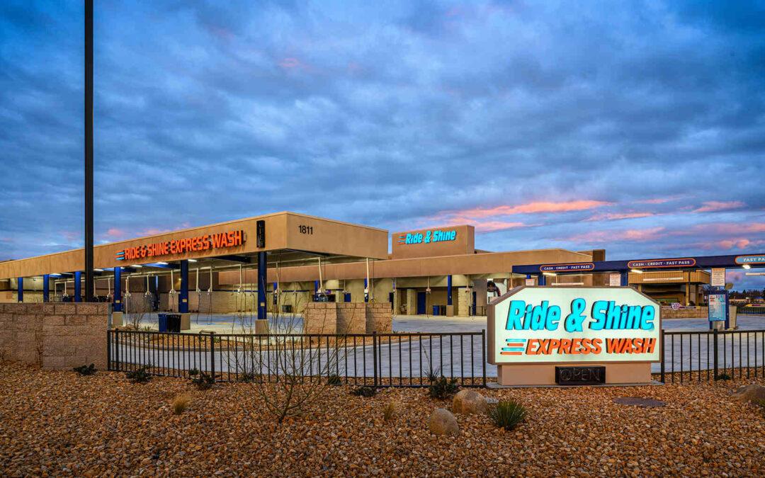 Ride & Shine Car Wash – Clovis, CA